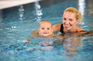 Meinung zu Schwimmhilfen einer Mutter