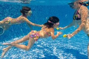 Warum sollte mein Kind schwimmen lernen