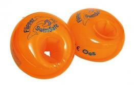 Baby Schwimmhilfen Pro Swim - Flipper Schwimmflügel, orange - 1