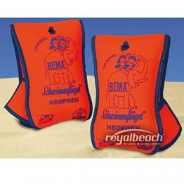 BEMA Schwimmflügel Neopren 1-6Jahre - 1