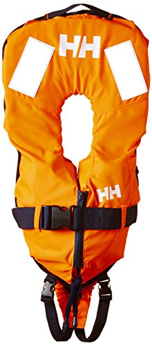 Helly Hansen Kinder Schwimmweste Baby Safe, Fluor Orange, 5/15, 33847_210 - 1