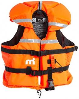 Mistral Kinder Schwimmweste Sicherheitsschwimmweste-Kids PDF, Orange, 2, MIS023 - 1
