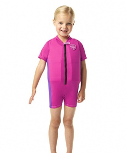 Speedo Schwimmweste Sea Squad Float Suit, Raspberry Fill/Purple Rai, 5-6, 8-057459214 - 1