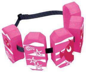 BECO SEALIFE® - Kinder Schwimmgürtel Pink - 1