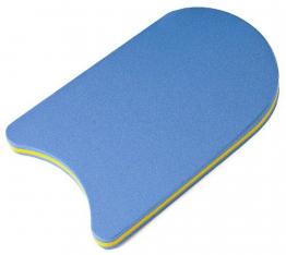 Beco Schwimmbrett Sprint, blau Pull Buoy Schwimmhilfe Aqua Fitness Wassersport - 1
