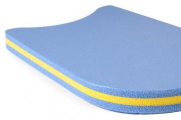 Beco Schwimmbrett Sprint, blau Pull Buoy Schwimmhilfe Aqua Fitness Wassersport - 2