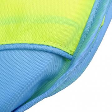 Kinder Schwimmweste Floating Jacket von 2 bis 9 Jahren Grün - 3